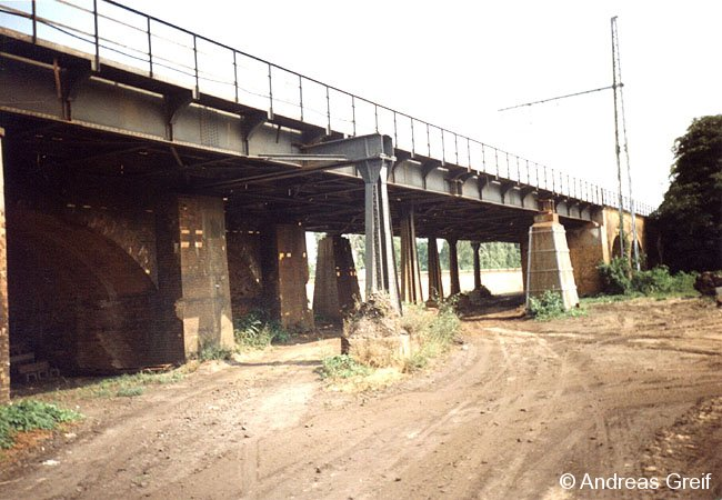 Bild: Brücke 1992