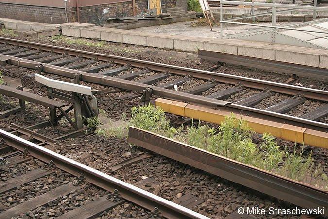 Bild: Brückenleitschiene