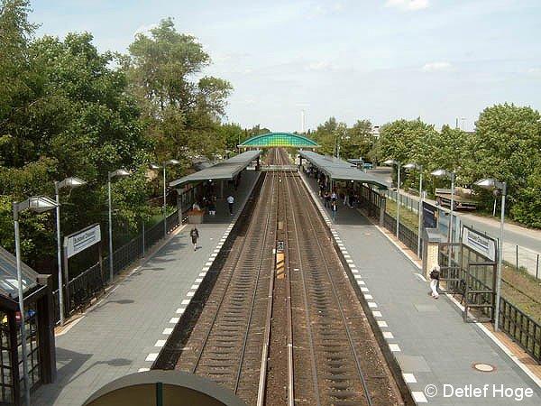 Bild: Bahnhofsansicht