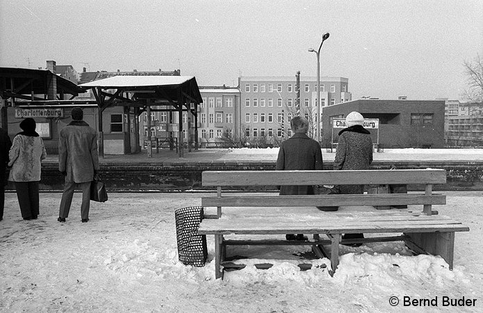 Bild: Winter Dezember 1983