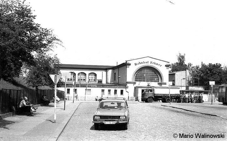 Bild: Bahnhofsvorplatz