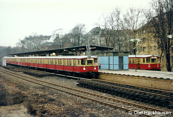 Bild: Bahnsteig 1994