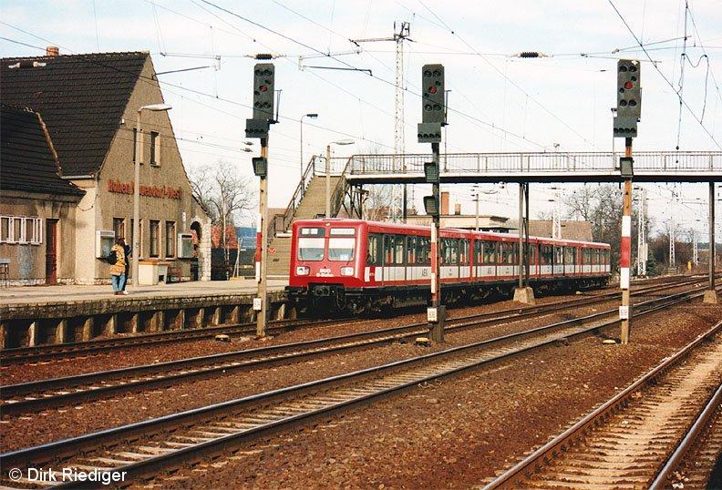 Bild: Einfahrt Duo-S-Bahn