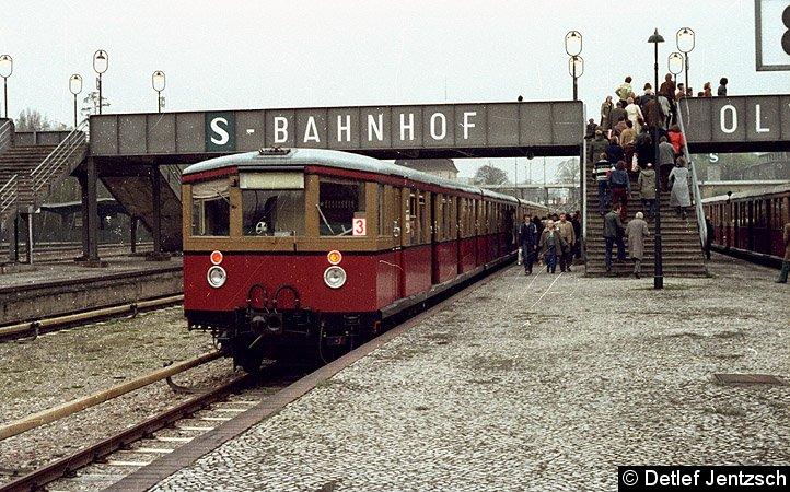 Bild: Sonderverkehr 1979