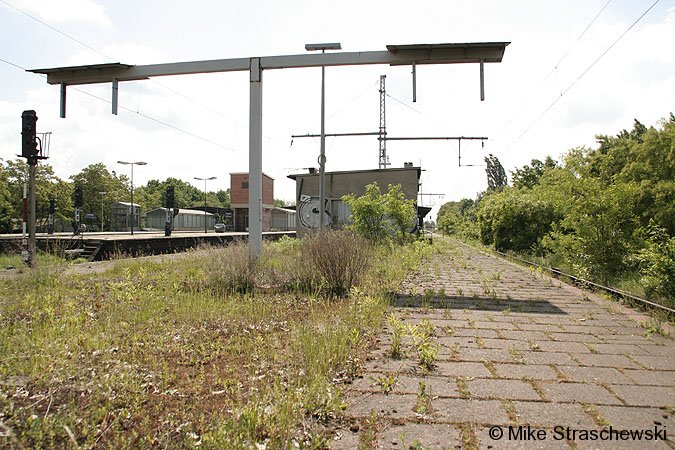 Bild: Fernbahnsteig C