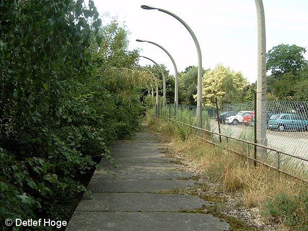 Bild: alter Bahnsteig