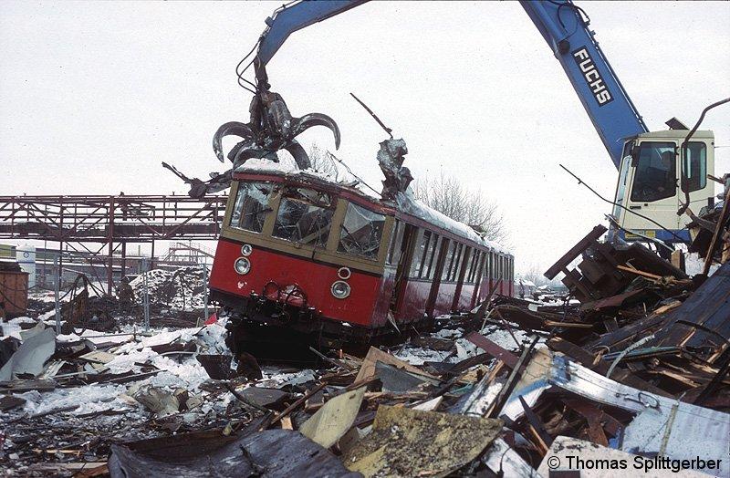 Bild: Verschrottung in Espenhain - 2