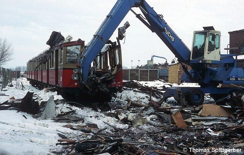 Bild: Verschrottung in Espenhain - 4
