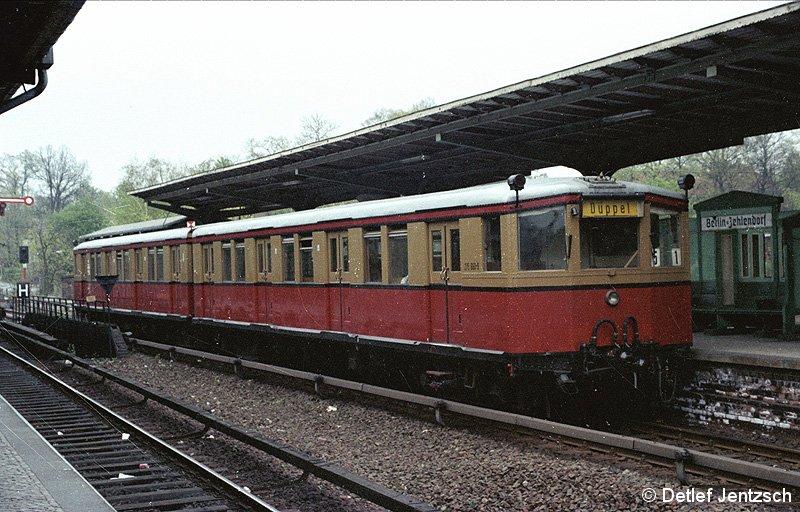 Bild: 275 659/660 in Zehlendorf auf der Zuggruppe 5