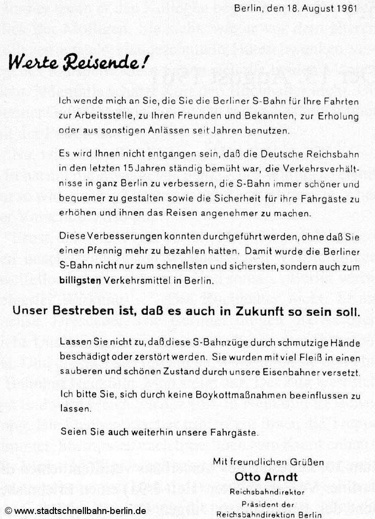 Bild: Offener Brief