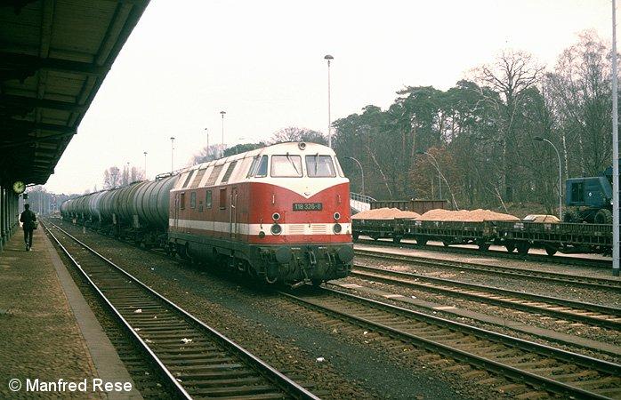 Bild: V180 in Wannsee
