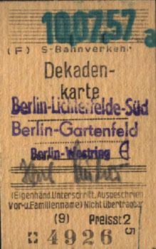 Bild: Fahrkarte 12