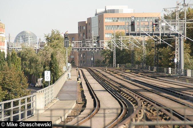 Bild: zwischen Bellevue und Berlin-Hauptbahnhof