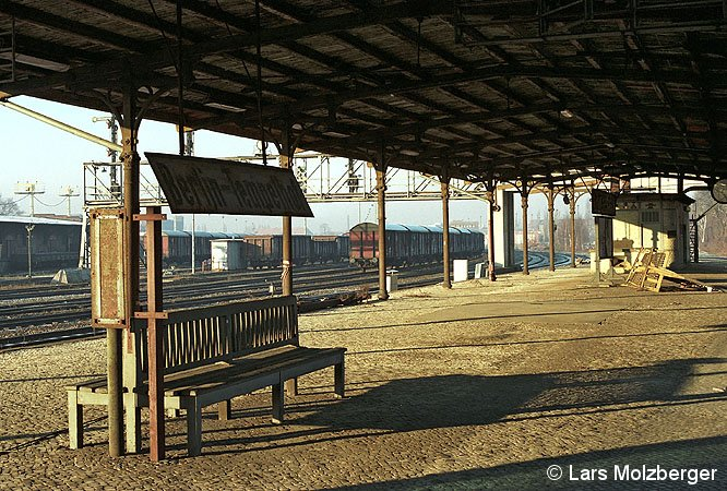 Bild: S-Bahnhof Tempelhof
