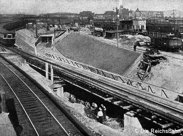 Bild: Baustelle am Postbahnhof-2
