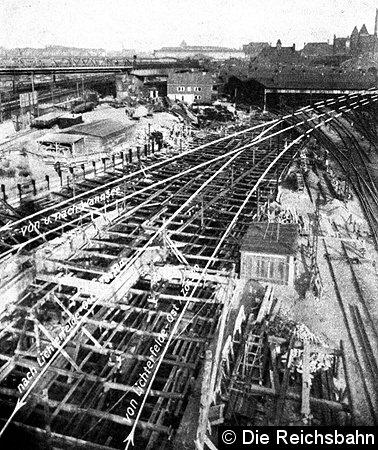 Bild: Baustelle am Postbahnhof-1