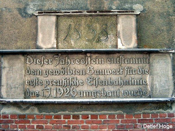 Bild: Jahresstein