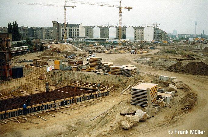 Bild: Bauarbeiten Nordkreuz