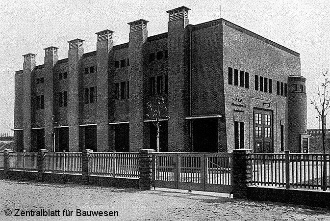 Bild: Unterwerk Hennigsdorf