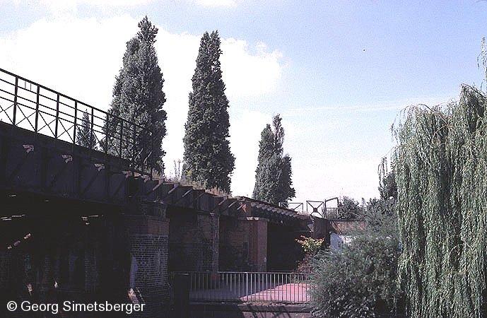 Bild: Landwehrkanalbrücke 1
