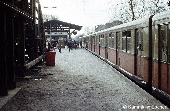 Bild: Oberspree 1983