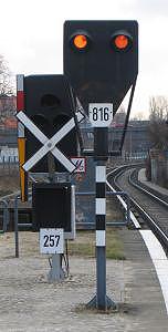 Bild: Signal 816 Yorckstraße